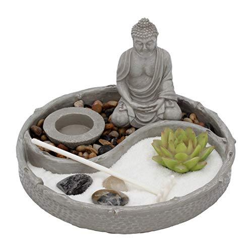 Nemesis Now Garden of Tranquillity - Figura Decorativa (24 cm)