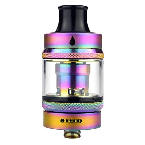 Aspire Tigon Tank Clearomizer (3,5 ml, Riccardo Verdampfer für e-Zigarette rainbow)