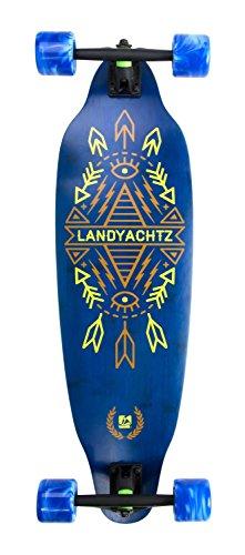 Landyachtz 2016 Fiberglass Mummy Longboard Completo