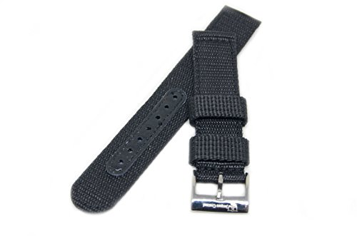 JACQUES COSTAUD * DOLCE VITA LUSSO * JC-M02AS Men's Watch Strap
