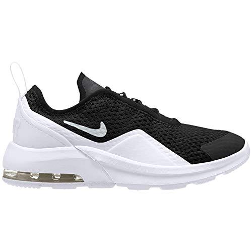Nike Jungen Air Max Motion 2 (pse) Leichtathletikschuhe, Schwarz (Black/White 001), 32 EU