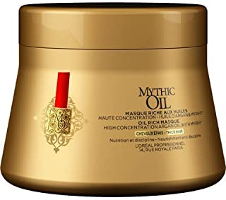 Loreal Professionnel Paris Mythic Oil Masque Mask For Thick Hair 250 ml 8.4 oz