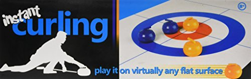 Funtime Roll-Up Indoor Curling Game by Funtime