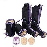 SIRUL Beine Massagegerät, Luftkompressor-Beinmassagegerät, Fuß-, Waden- und Oberschenkel...