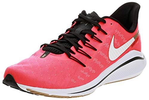 Nike Men's Air Zoom Vomero 14 Running Shoes, Red (Red Orbit/White/Black/Parachute Beige 620), 10 UK