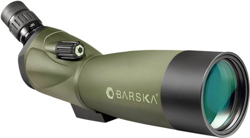 Barska AD11284 Blackhawk 20-60x60 Waterproof Spotting Scope with Tripod & Cases for Birding, Target Shooting, Sports, etc