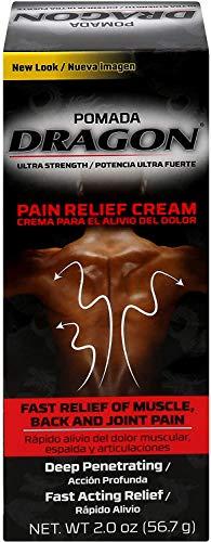 Pomada Dragon Pain Relief Cream - 2PC