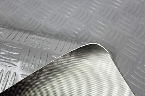 NERO, 200x150cm Design a Bolle - Tappeto Gomma Antiscivolo Pavimenti in Gomma Isolante Passatoia Gomma Tappeti di Gomma a Metro per Industria in Vari Modelli e Misure