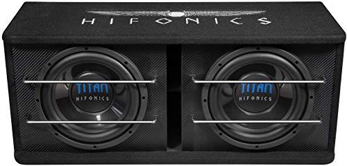 Hifonics TDA-250R Auto-Subwoofer aktiv 600W