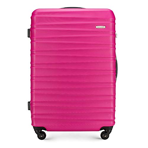 WITTCHEN GROOVE Line Koffer, 77 cm, Rosa