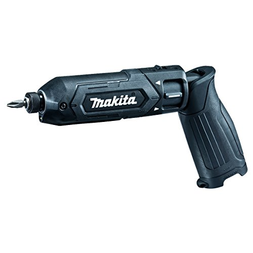 マキタ(Makita) 充電式ペンインパクトドライバ 黒 (本体のみ/バッテリー・充電器別売) TD022DZB