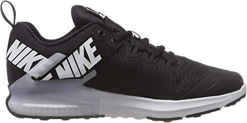 Nike Herren Zoom Domination Tr 2 Fitnessschuhe, Schwarz (Black/White/Dark Grey 001), 41 EU