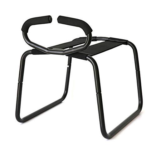 FairOnly Multifunktions-Sex-Position Enhancer-Stuhl Neuheit Spielzeug mit Handlauf für Paare