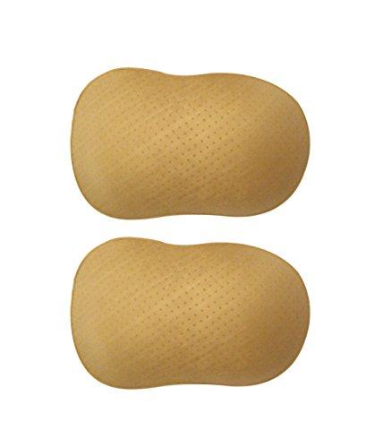 Sodacoda Damen Zusätzliche Schaumstoff Einlagen für Po- und Hüft-Push-Up Hose (XL Nude)