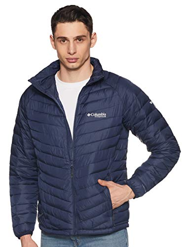 Columbia Mens Snow Country Jacket 1823171464_M - Collegiate Navy
