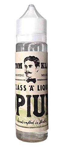 Tom Klark Premium E-Liquid, OPIUM, 60 ml Nikotinfrei