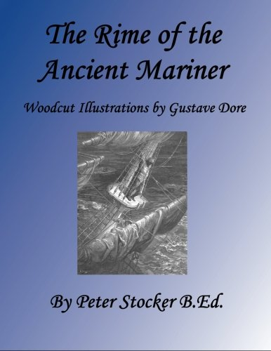 Rime of the Ancient Mariner: Woodcut Illustrations by Gustave Dore: Volume 3