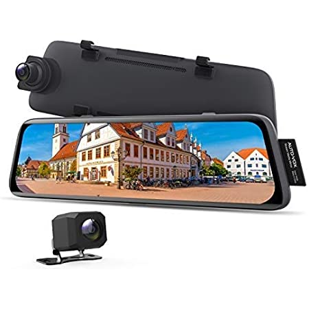 Auto Vox V5 Spiegel Dashcam 1080p Dual Dashcam Vorne Elektronik
