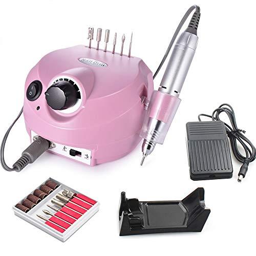 Nagellackierer Elektrische Maschine Für Maniküre Und Pediküre Fräsmaschine Für Nagel Elektrische Nagelbohrmaschine Für Maniküre Nail Art Feecy