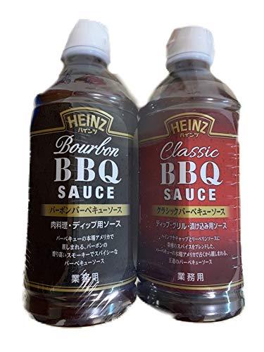 HEINZ ハインツ バーベキューソース ツインパック 【業務用】590g×2本
