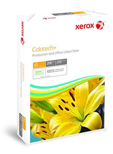 Xerox 4 un. Resmas 250 Fls Papel A3 Colotech Plus 200g - XER003R97968