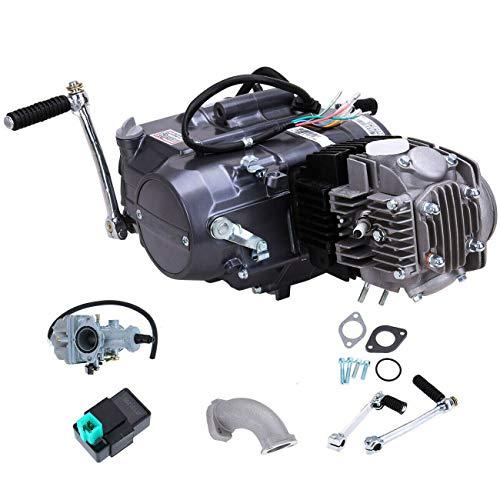 125CC 1P52FMI 4 Stroke Engine Motor Single Cylinder Fits H-on-da CRF50 70 XR50 Z50