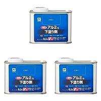 カンペハピオ 油性アルミ用専用下塗り剤 0.5L 3缶セット