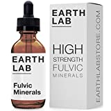 Earth Lab Fulvic Mineral Concentrate. High Strength Fulvic Acid, Humic Acid & Trace