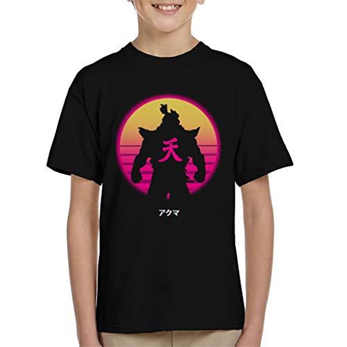 Cloud City 7 Dota 2 Demon Shadow Fiend Kid's T-Shirt