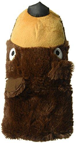 Reward Men's Animal Paw Warm Winter Ice Scraper, brown, One Size
