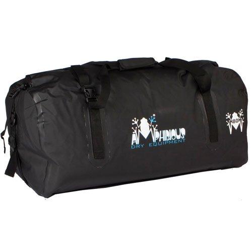 Sac étanche transformable en sac à dos AMPHIBIOUS Cargo, Couleur: noir, Description: bretelles rembourrées, poids/g: , Longueur cm: , imperméabilité: , Flotaison: