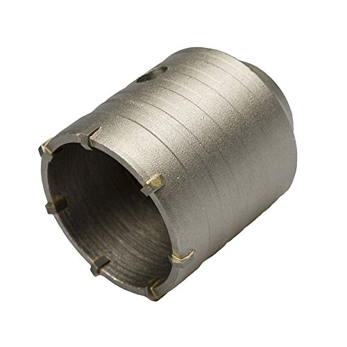 UK Drills 1 X 150.0mm TCT Core Drill Bit Tungsten Carbide Tipped Concrete Brick Aerated Block