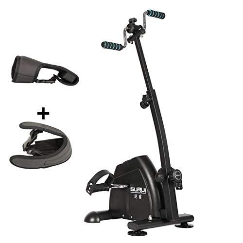 MKXF Bicicleta de Ejercicios con Pedal, Bicicleta de rehabil