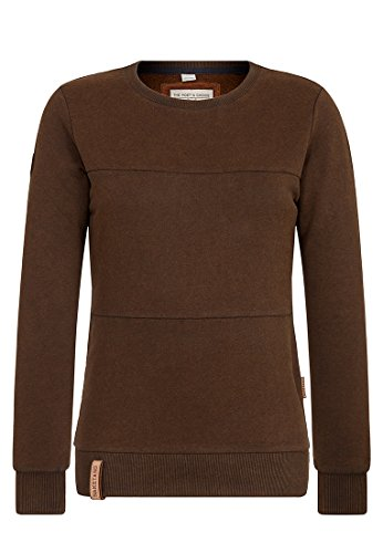 Naketano Damen Sweater Daisy Entenarsch Sweater