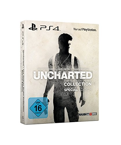 Auch gut in der Leistung Uncharted: Nathan Drake Collection-Sonderausgabe- [PlayStation 4]