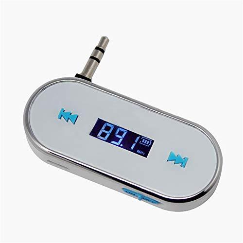 XZYP F2 3.5 Mm En El Coche FM Transmisor Radio Adaptador, Cargador...