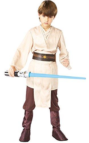 Rubies Lucas–st-630604m Luxe Jedi–Disfraz Talla M