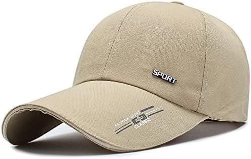CHENYUCHAO Hats for Men and Women Breathable Baseball Cap Adjustable Men's or Women's Hats Good Sight Trucker Hat