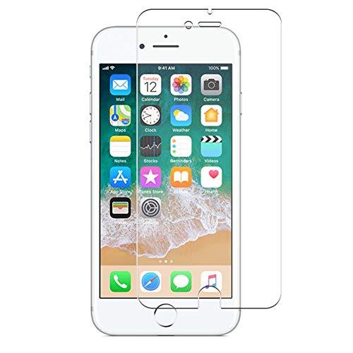 Vaxson 4-Pack Anti Luce Blu Pellicola Protettiva, compatibile con Apple iPhone 7 plus / 8 Plus, Screen Protector Film [Non Vetro Temperato Cover Custodia ]