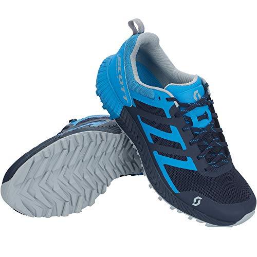 Scott M Kinabalu 2 Shoe Blau, Herren Laufschuh, Größe EU 42 - Farbe Midnight Blue - Atlantic Blue