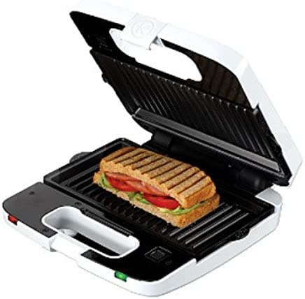 Kenwood Sandwich Maker 3 x 1  , White-SM 650