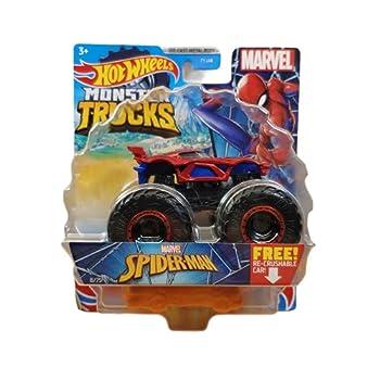 Best spiderman monster truck Reviews