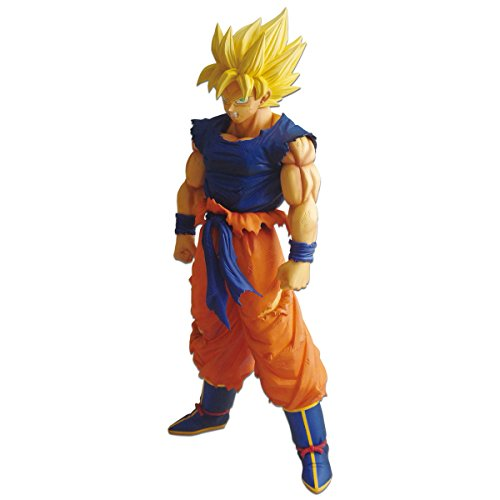 35643 DBS Masterlise Emoving Legend Battle Figure - Super Saiyan Son Goku