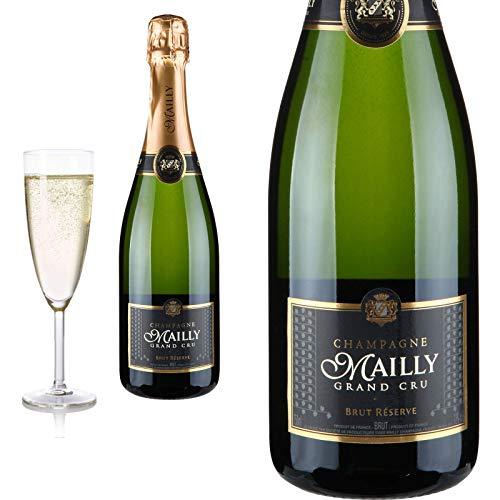 Champagne Grand Cru Mailly Brut blanc - brut