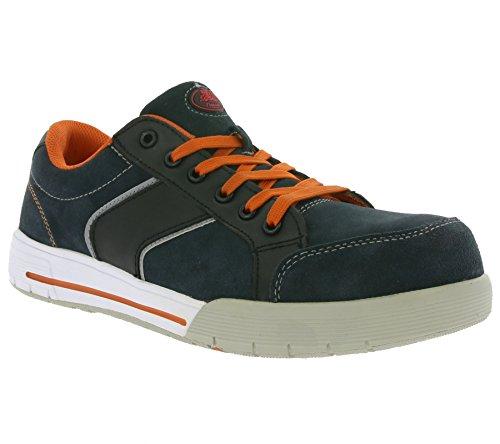 Bata Sicherheitsschuhe Arbeitsschuhe Sneaker S1P Bickz 735 Gr. 36-48 sportlich (46)