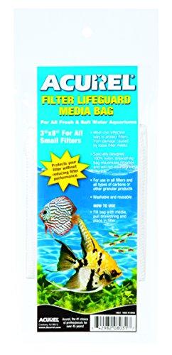 Loving Pets Products Acurel Filter Lifeguard Media Bag 3\
