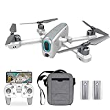 GPS Drone with Camera 1080P for Beginners, 5G WiFi FPV Live Video Foldable