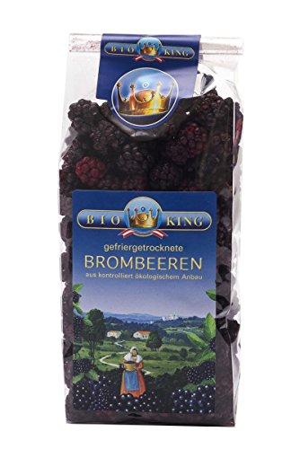 BioKing 3x 50g gefriergetrocknete Bio BROMBEEREN (EUR 5,49 / Pkg.)