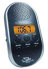 Fun-Collection Radio BR 23 one size, zwart*