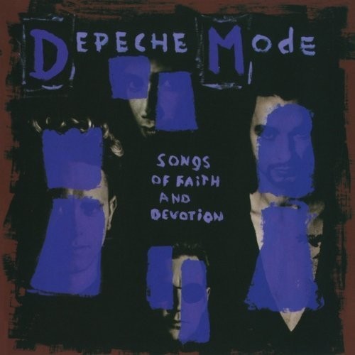 Songs Of Faith And Devotion by Depeche Mode (2011) Audio CD